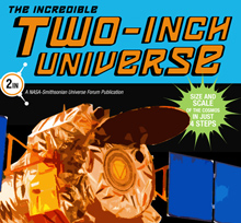 "Poster for ""The Incredible Two-Inch Universe"""